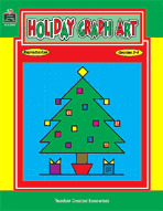 Holiday Graph Art (Enhanced eBook)