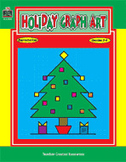Holiday Graph Art (Enhanced eBook)