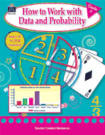 How To Work with Data and Probability: Grade 3 (Enhanced eBook)