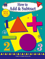 How to Add and Subtract: Grade 2 (Enhanced eBook)