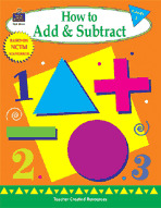 How to Add and Subtract: Grade 3 (Enhanced eBook)
