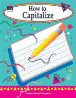 How to Capitalize, Grades 1-3
