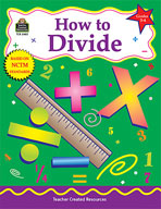 How to Divide: Grades 3-4 (Enhanced eBook)