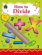 How to Divide, Grades 4-6 (Enhanced eBook)