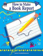 How to Make a Book Report: Grades 1-3 (Enhanced eBook)