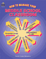 How to Manage Your Middle School Classroom (Enhanced eBook)