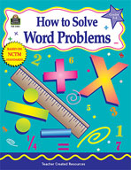 How to Solve Word Problems: Grades 3-4 (Enhanced eBook)