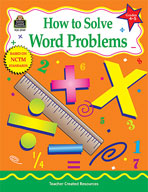 How to Solve Word Problems: Grades 4-5 (Enhanced eBook)