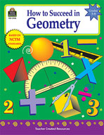 How to Succeed in Geometry: Grades 5-8 (Enhanced eBook)
