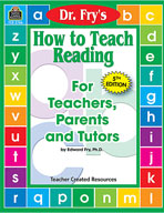 How to Teach Reading by Dr. Fry - 5th Edition