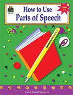 How to Use Parts of Speech: Grades 6-8 (Enhanced eBook)
