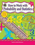 How to Work With Probability and Statistics, Grades 6-8 (Enhanced eBook)