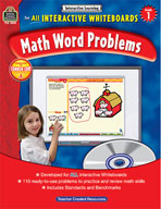 Interactive Learning: Math Word Problems (Grade 1)