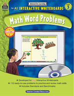 Interactive Learning: Math Word Problems (Grade 3)
