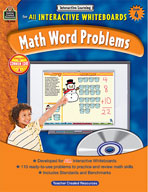 Interactive Learning: Math Word Problems (Grade 4)