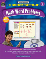 Interactive Learning: Math Word Problems (Grade 6)