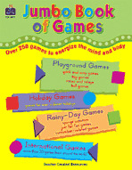 Jumbo Book of Games (Enhanced eBook)