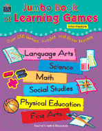 Jumbo Book of Learning Games