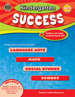 Kindergarten Success (Enhanced eBook)