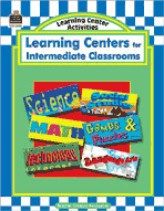 Learning Centers for Intermediate Classrooms (Enhanced eBook)