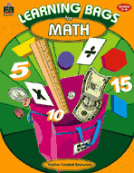 Lessons Using Learning Bags for Math: Grades 3-4 (Enhanced eBook)