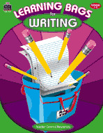 Lessons Using Learning Bags for Writing: Grades 1-2 (Enhanced eBook)