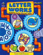 Letter Works: Building Early Literacy Skills (Enhanced eBook)