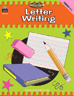 Letter Writing, Grades 1-2 (Meeting Writing Standards Series)