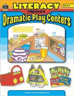 Literacy Through Dramatic Play Centers (Enhanced eBook)