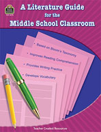 Literature Guide for the Middle School Classroom (Enhanced eBook)