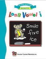 Long Vowel I Workbook