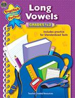 Long Vowels: Grades 1-2 (Enhanced eBook)