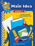 Main Idea: Grade 2 (Enhanced eBook)