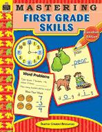 Mastering First Grade Skills-Canadian