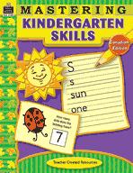 Mastering Kindergarten Skills-Canadian (Enhanced eBook)