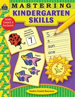 Mastering Kindergarten Skills (Enhanced eBook)