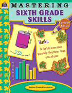 Mastering Sixth Grade Skills-Canadian