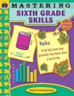 Mastering Sixth: Grade Skills-Canadian (Enhanced eBook)