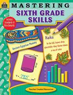 Mastering Sixth: Grade Skills (Enhanced eBook)