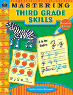 Mastering Third Grade Skills-Canadian