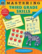 Mastering Third: Grade Skills (Enhanced eBook)