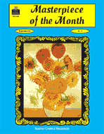 Masterpiece of the Month (Enhanced eBook)