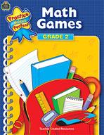 Math Games: Grade 2 (Enhanced eBook)