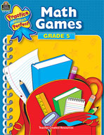 Math Games: Grade 5 (Enhanced eBook)