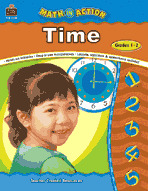 Math In Action: Time (Enhanced eBook)