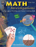 Math Investigations: Using Logical-Thinking and Problem-Solving Skills (Enhanced eBook)