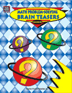 Math Problem-Solving Brain Teasers