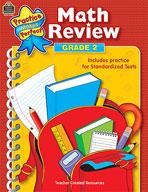 Math Review: Grade 2 (Enhanced eBook)