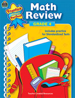 Math Review: Grade 4 (Enhanced eBook)