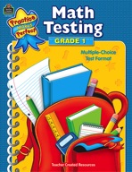 Math Testing Grade 1